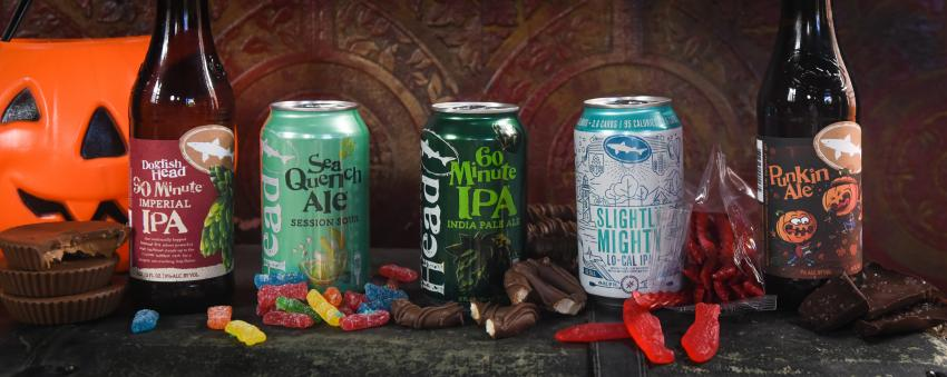 Beer & Candy Pairing