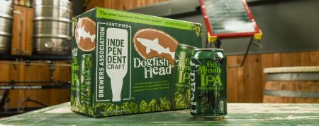 60 Minute IPA 12-pack featuring Independent Craft Seal