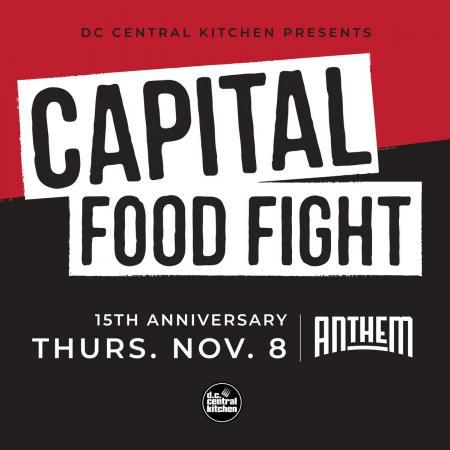 Capital Food Fight