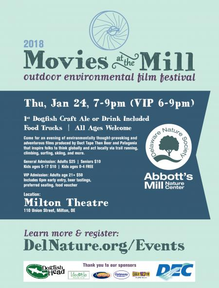 Movies at the Mill