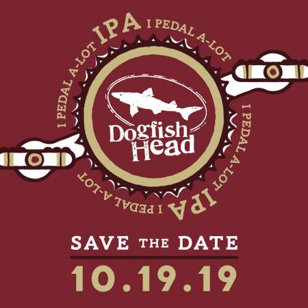 Dogfish Head I.P.A. Save the Date