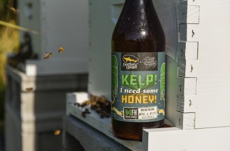 Kelp! I Need Some Honey bottle