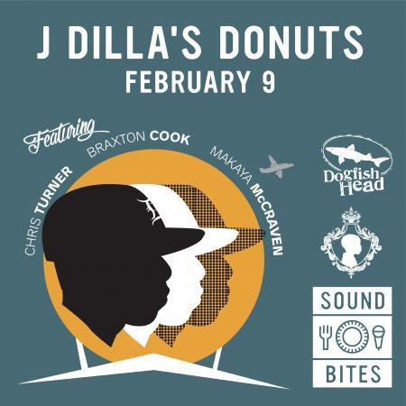 Sound Bites - J Dilla's Donuts | Dogfish Head Craft Brewed