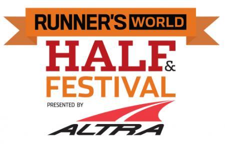 Runner's World Half & Festival logo