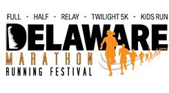 Delaware Running Festival logo