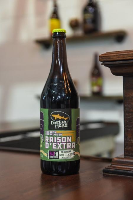 Bourbon Barrel-Aged Raison D'Extra
