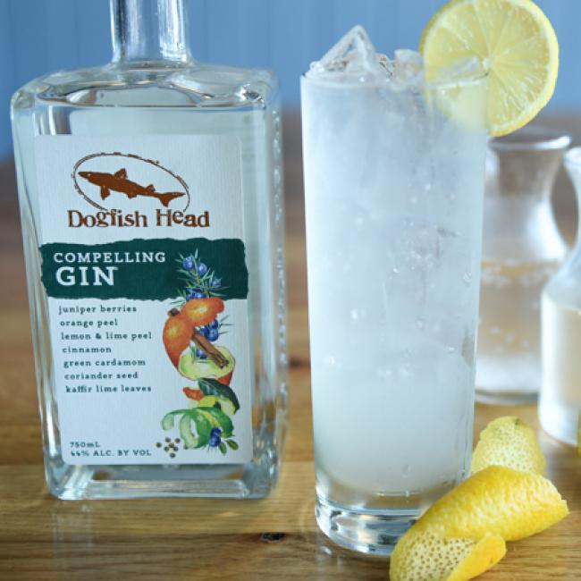 Compelling Gin Collins