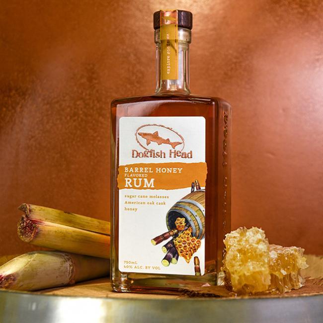 Barrel Honey Rum