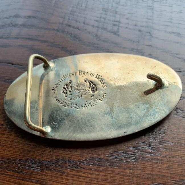 Dogfish Belt Buckle 2