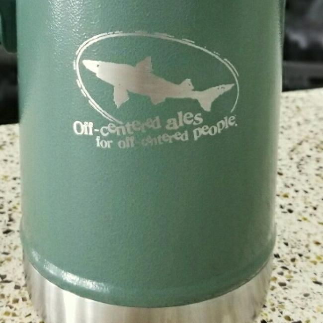 Dogfish Head Green Stanley Growler Image 3