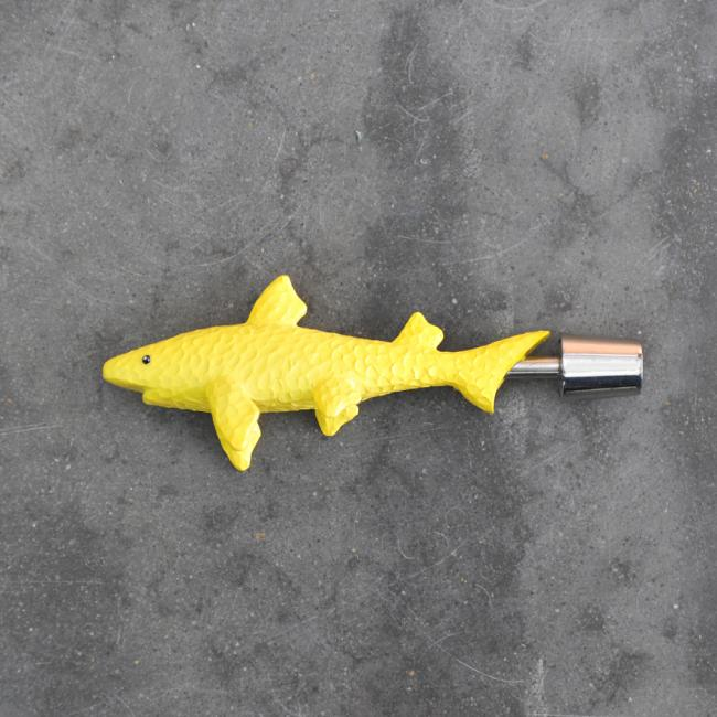 yellow shorty tap handle 1