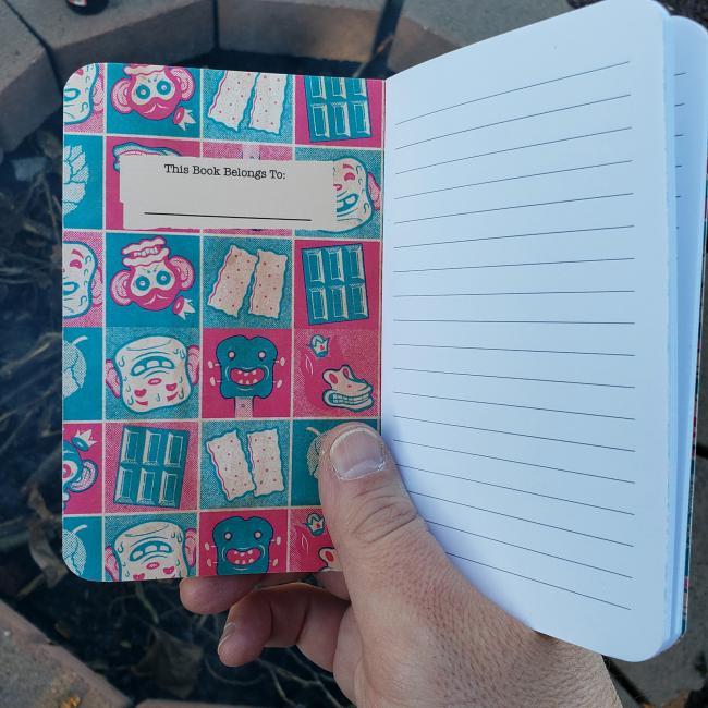 Ryan Besch Notebook