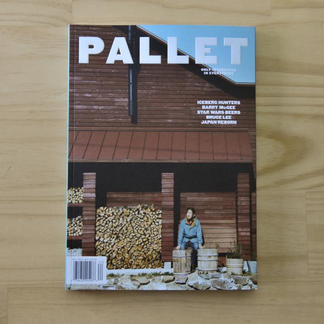 Pallet Magazine Issue Three
