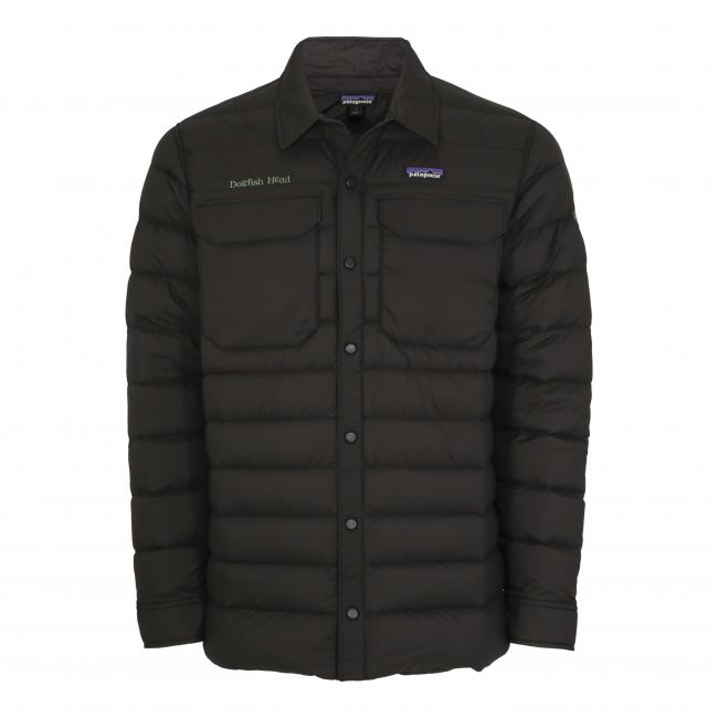 Silent Down Jacket Front
