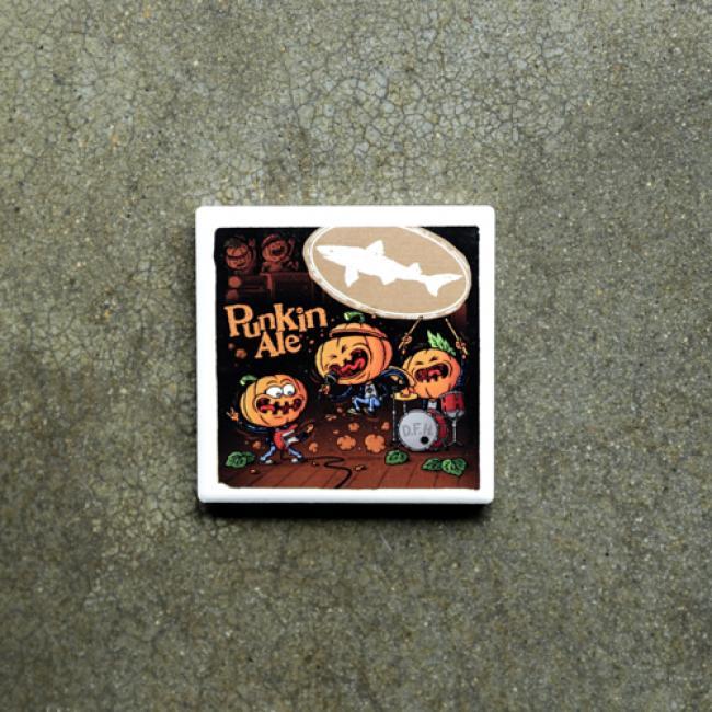Punkin Ale Coaster