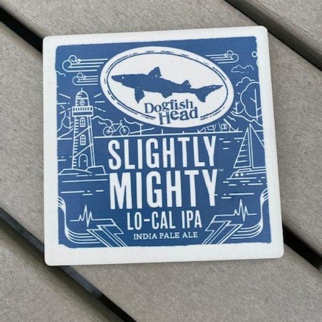 Slightly Mighty Coaster