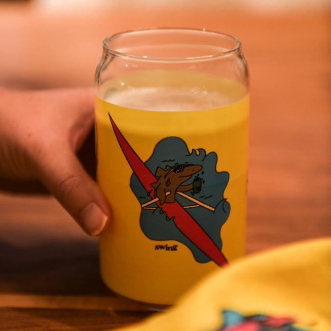DFH x Rowing Blazers Glass