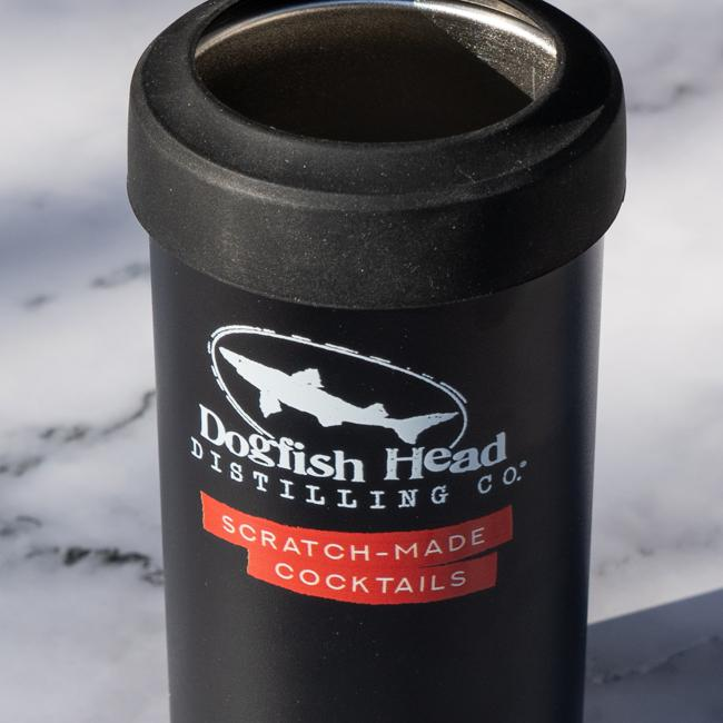 Metal can koozie