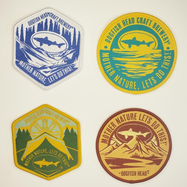 Mother Nature Patch Collection
