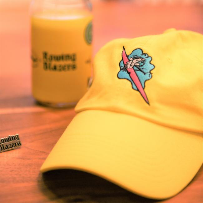 DFH x Rowing Blazers Cap