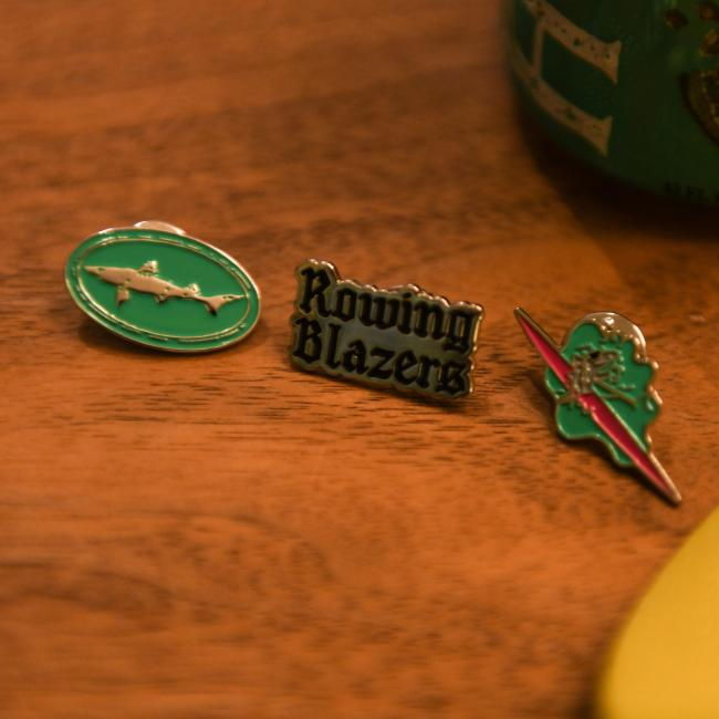 Rowing Blazers Pins