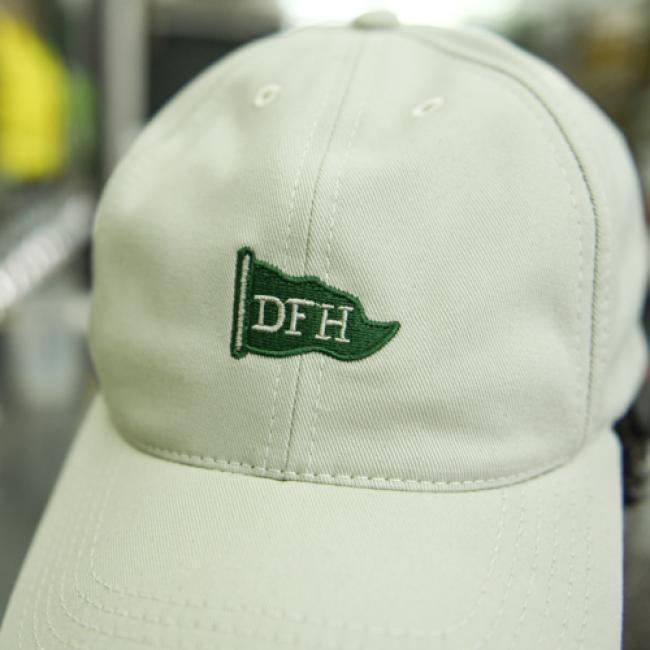 Dogfish Head Tan Pennant Cap