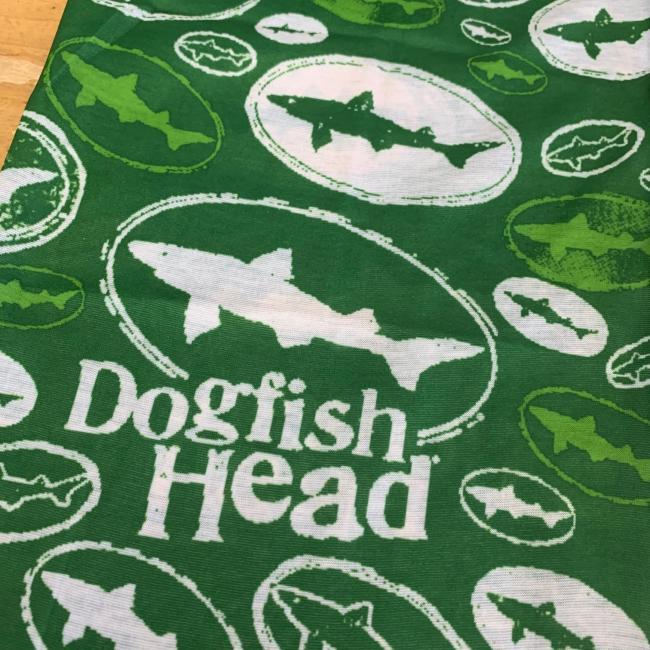 Dogfish Head Fandanna