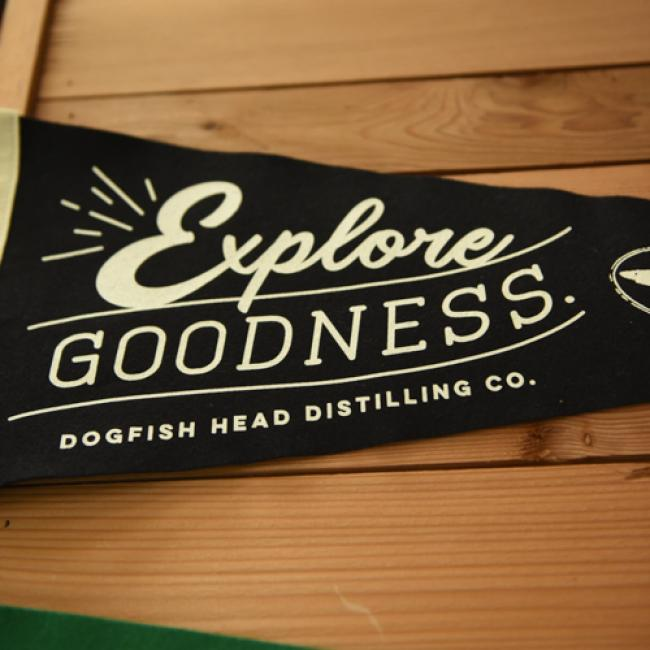 Explore Goodness Pennant 1