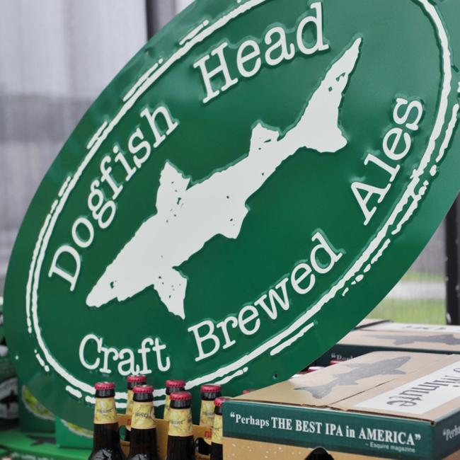 Dogfish Head Large Tacker