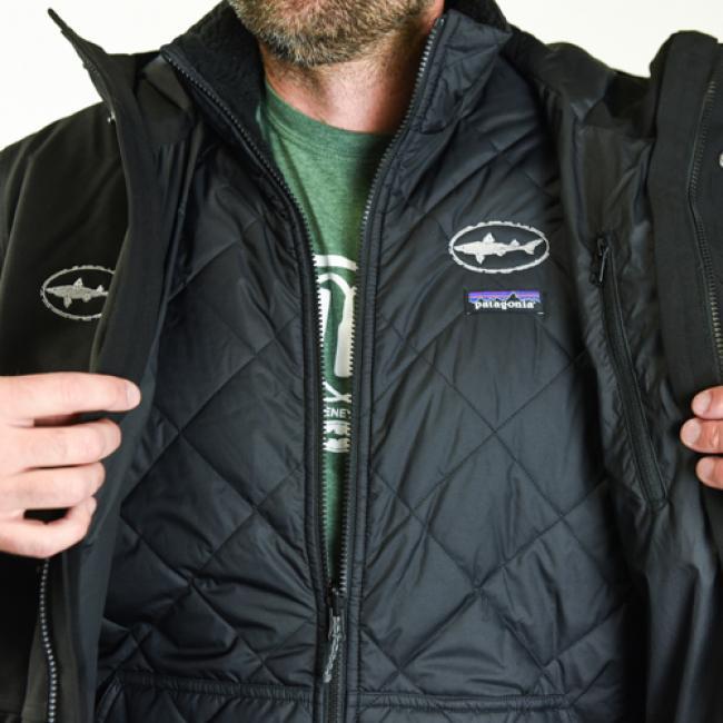 Dogfish Patagonia 3-in-1 Jacket