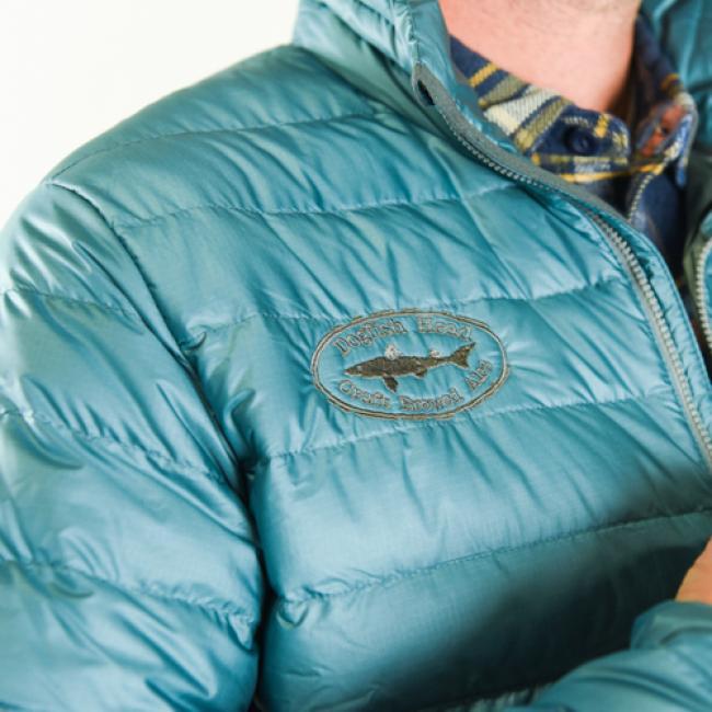 Dogfish Patagonia Down Sweater
