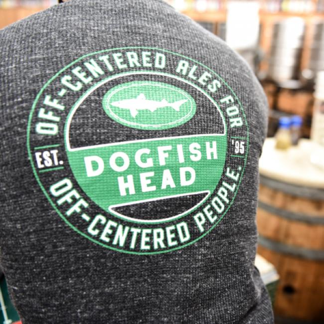 Dogfish Head Charcoal Thermal