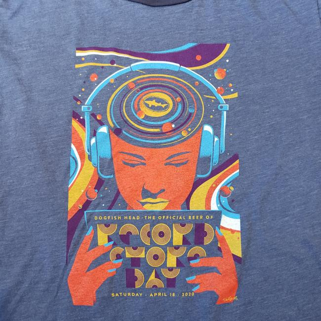 Record Store Day Ringer Tee Image 2