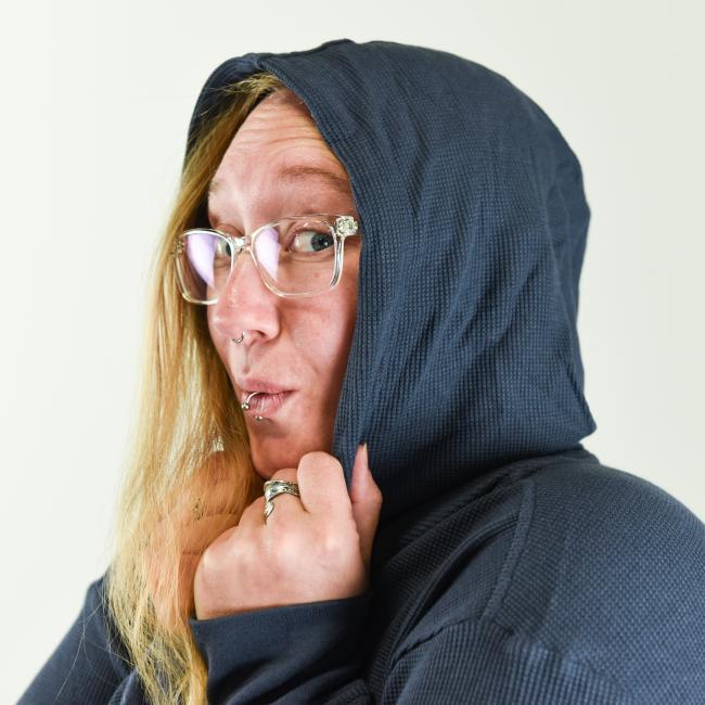 Women's Patagonia Hooded Waffle Tunic