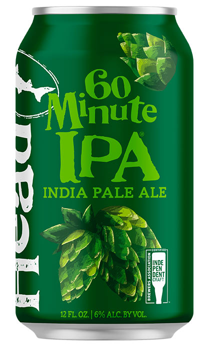 Dogfish Head Run 60 Minute IPA Can
