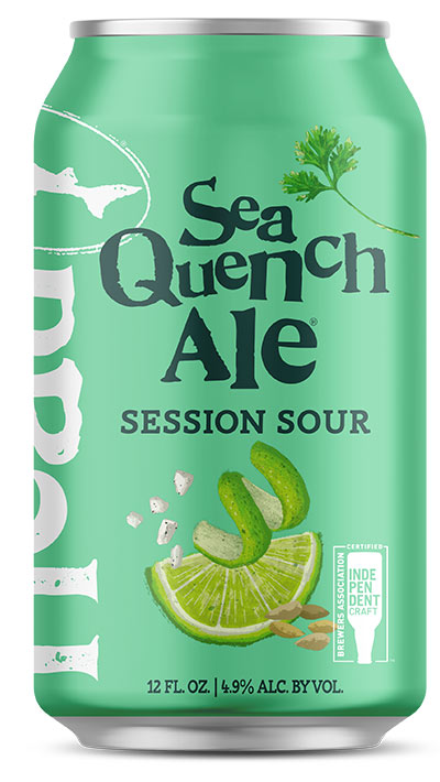 Dogfish Head Seaquuench Can